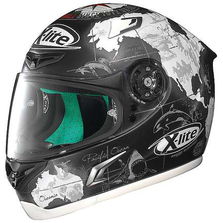 Casco X-802RR Replica C.Checa X-lite