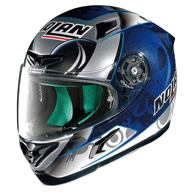 Casco X-802RR Replica E.Bastianini X-lite