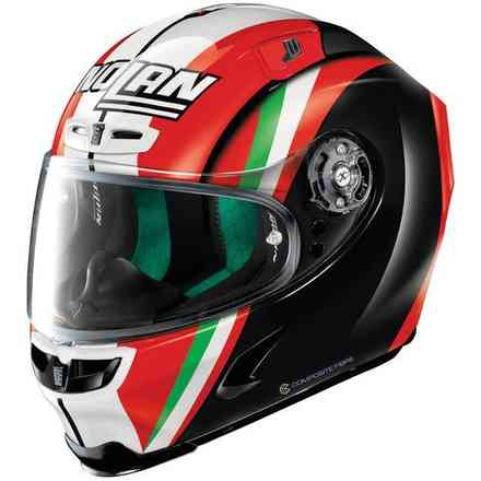 Casco X-803 Replica Glossy black X-lite