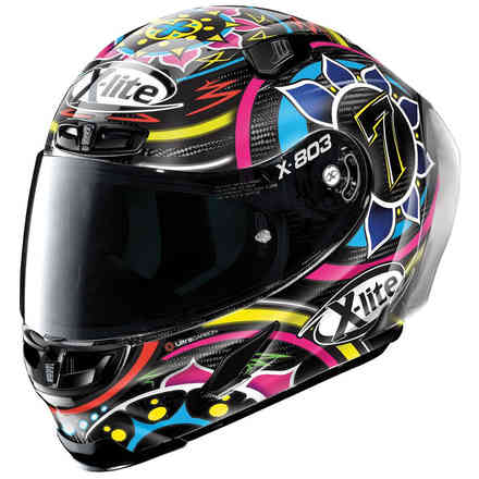 Casco X-803 Rs Davies Carbon X-lite