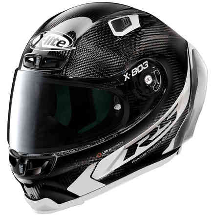 Casco X-803 Rs Hot Lap Carbon X-lite