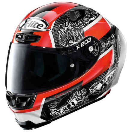 Casco X-803 Rs Petrucci Carbon X-lite