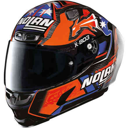 Casco X-803 Rs Stoner Carbon X-lite