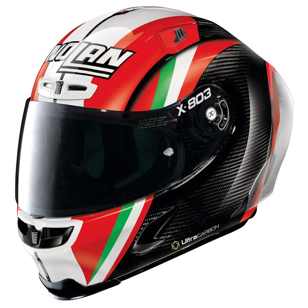 Casco X-803 Rs Stoner Together Carbon X-lite