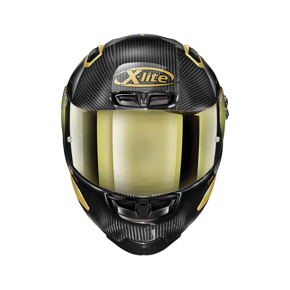 Casco X-803 Rs U.C. Golden Edition X-lite