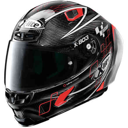 Casco X-803 Rs U.C. Moto Gp X-lite