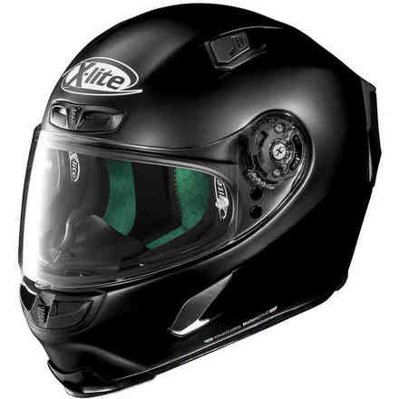 Casco X-803 Start Nero Piatto X-lite