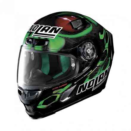 Casco X-803 Ultra Carbon Bastianini Carbonio X-lite