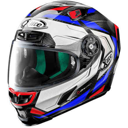 Casco X-803 Ultra Carbon Caesar Carbon X-lite