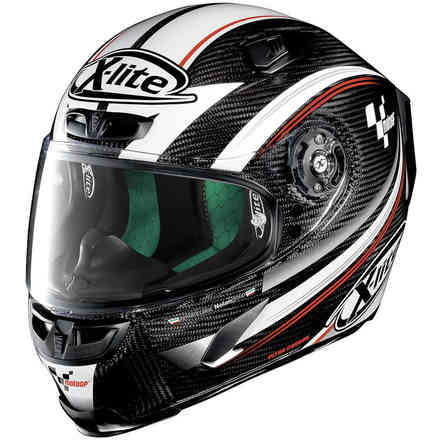 Casco X-803 Ultra Carbon Moto Gp  X-lite