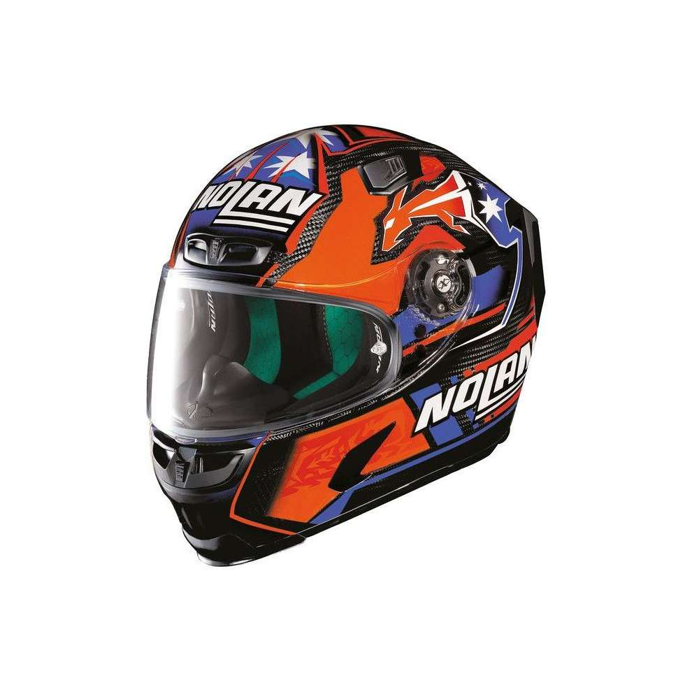 Casco X-803 Ultra Carbon Replica Stoner  X-lite