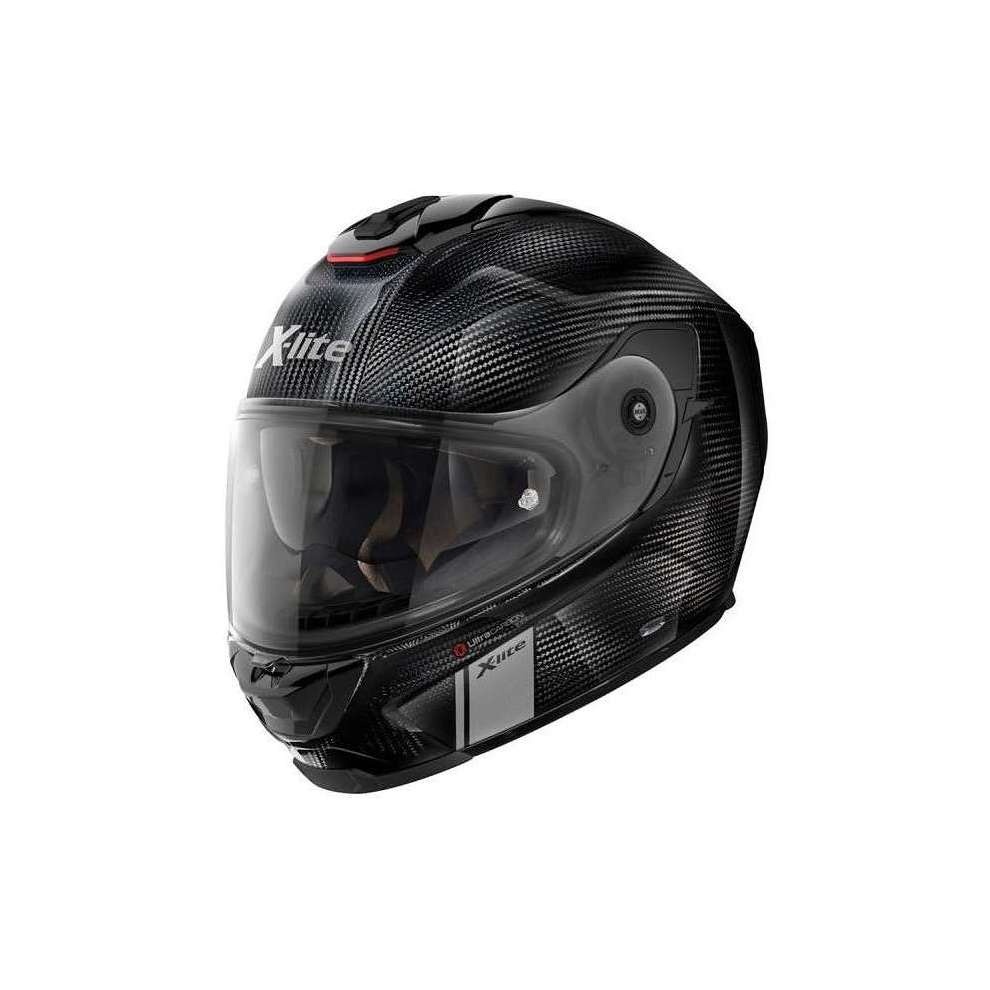Casco X-903 ultra carbon Modern Class Carbon microlock X-lite