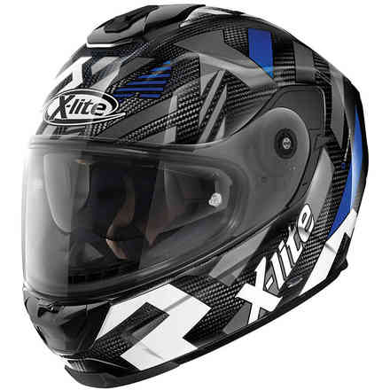 Casco X-903 Ultra Creek N-C Nero Blu X-lite