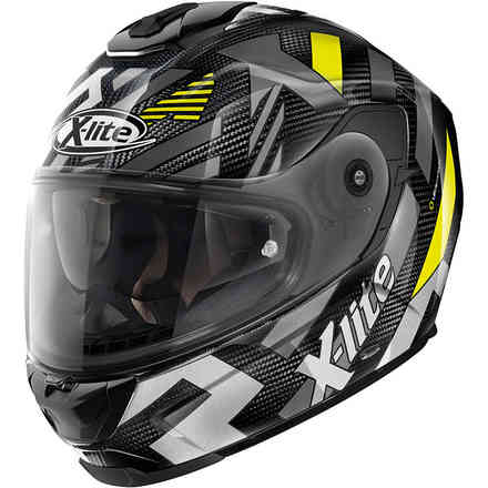 Casco X-903 Ultra Creek N-C Nero Giallo X-lite