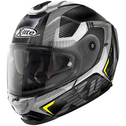 Casco X-903 Ultra Evocator Carbon nero X-lite