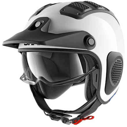 Casco X-Drak Blank Shark