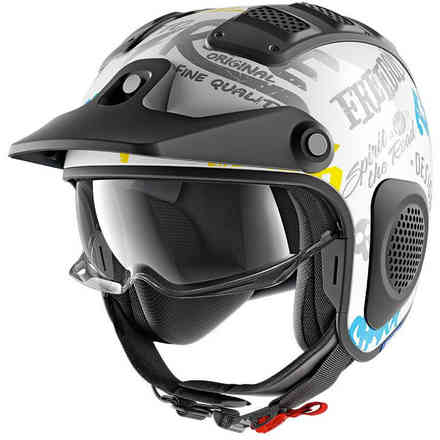 Casco X-Drak Freestyle  Shark