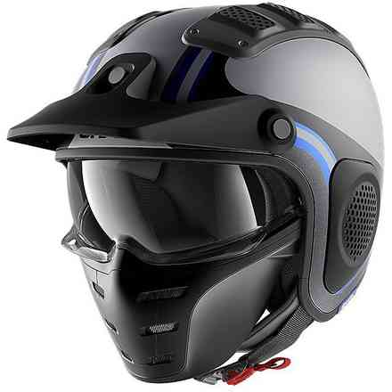 Casco X-Drak Hister  Shark