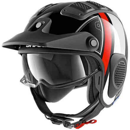 Casco X-Drak Terrence Shark