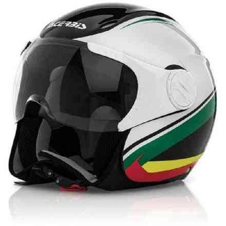 Casco X-Jet On Bike Acerbis