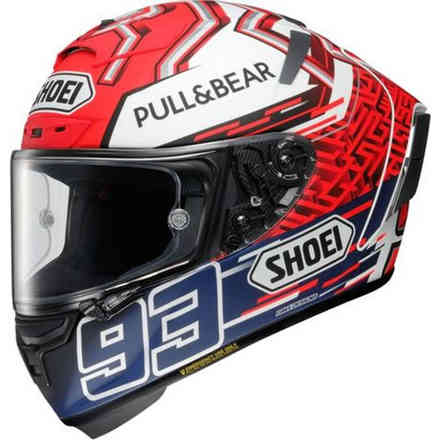 Casco X-Spirit 3 Marquez 5 Shoei