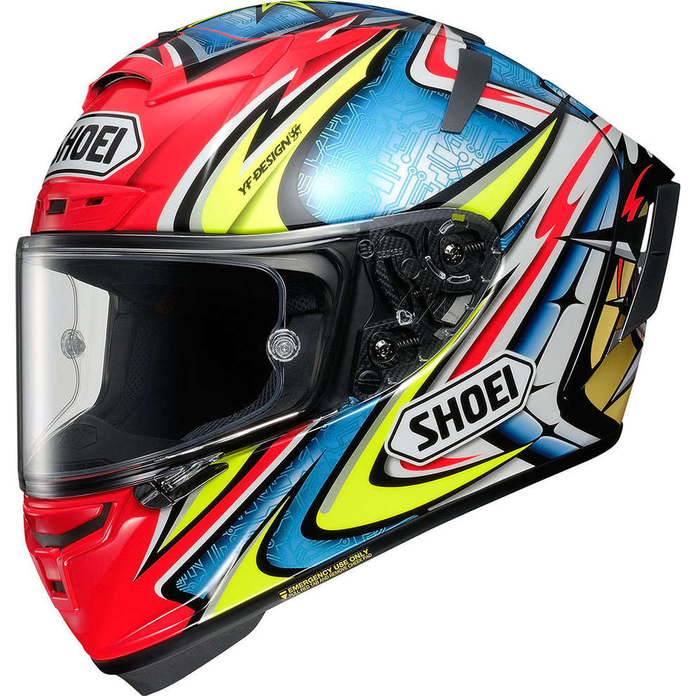 Casco X-Spirit III Daijiro Tc-1  Shoei