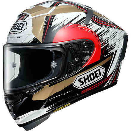 Casco X-Spirit III Marquez Motegi 2 TC-1 Shoei