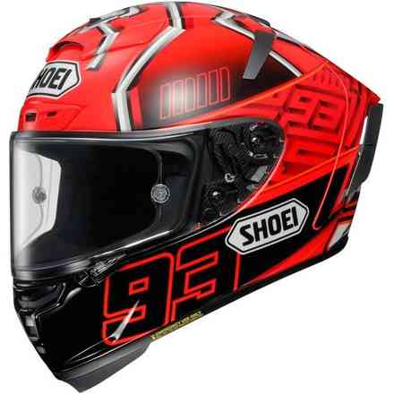 Casco  X-spirit III Marquez4 Tc-1 Shoei