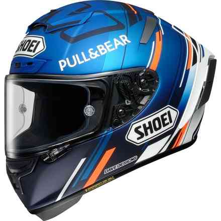Casco X-Spirit3 Am73 Tc2 Shoei