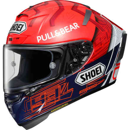 Casco X-Spirit3 Marquez 6 Tc1 Shoei