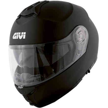 Casco X20 Expedition Nero Opaco Givi