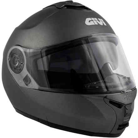 Casco X20 Expedition Titanio Opaco Givi