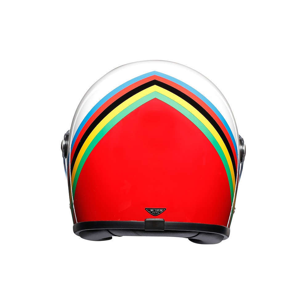 Casco X3000 Multi Gloria Agv