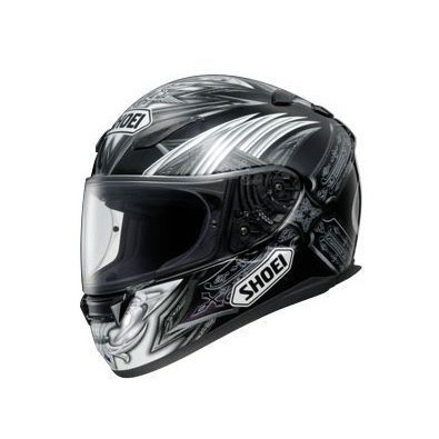 Casco Xr-1100 Diabolic Cimmerian Shoei