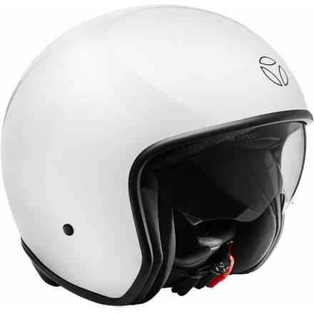Casco Zero Pure White Quartz Momo