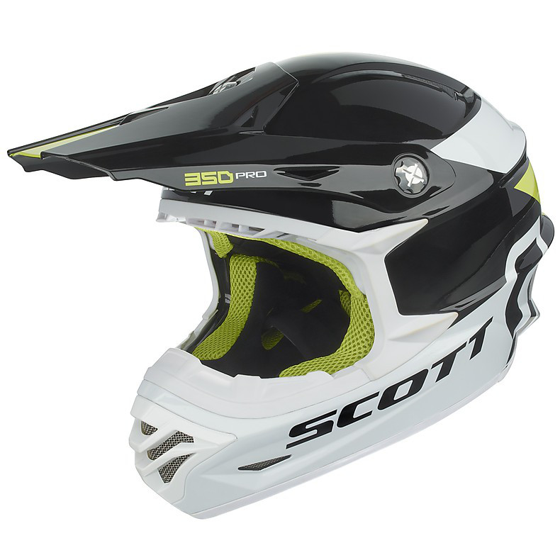 Casque 350 Pro Race Scott