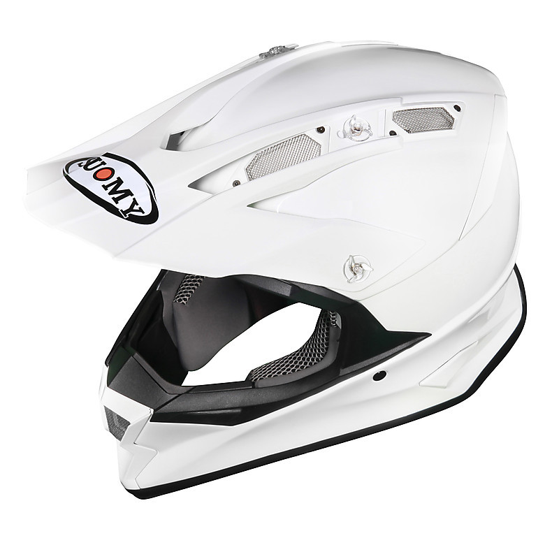 Casque Alpha Blanc Suomy