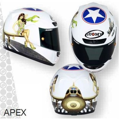 Casque Apex La Cocca Suomy