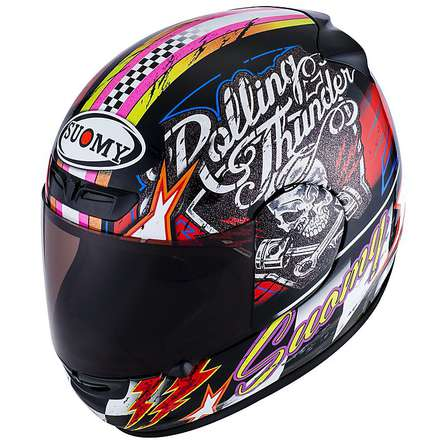 Casque Apex Rolling Thunder Suomy