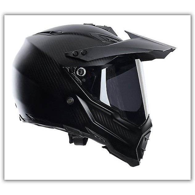 Casque Ax-8 Dual Carbon Agv