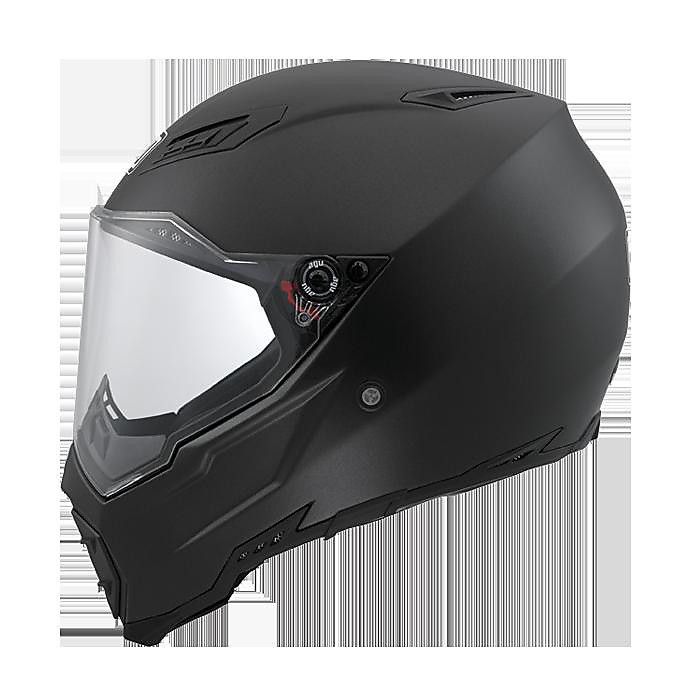CASQUE AX-8 EVO NAKED - matt black Agv