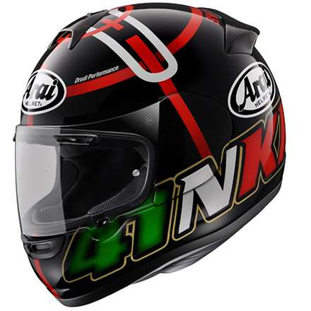 Casque Axcess II Haga Monza Black Arai