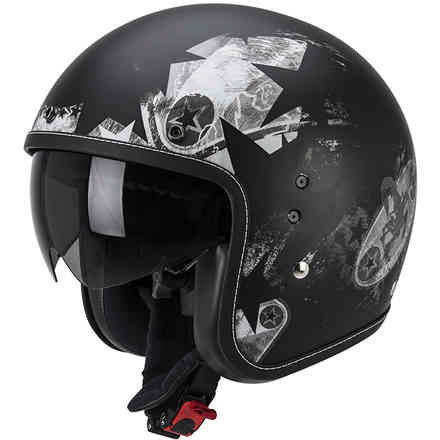 Casque  Belfast Fame Scorpion