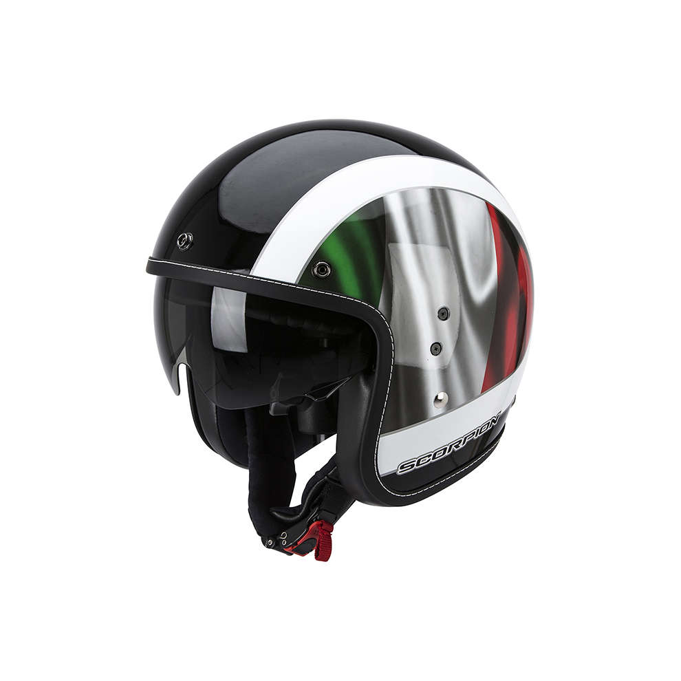 Casque  Belfast Roma Scorpion