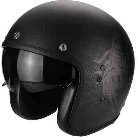 Casque Belfast Sting  Scorpion