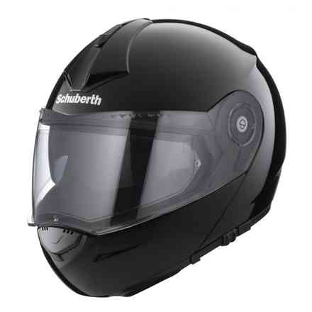Casque C3 Pro noir brillant Schuberth