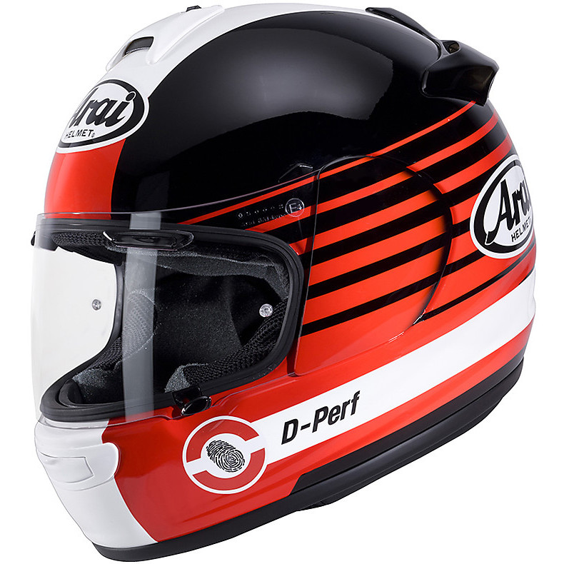 Casque Chaser V Page Rouge Arai
