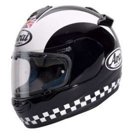 Casque Chaser - V Philip Read Arai