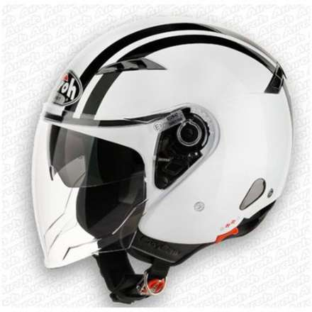 Casque City One Flash Airoh
