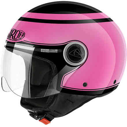 Casque Compact Beeze rose Airoh